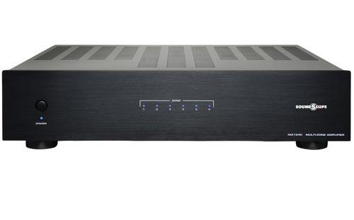 Многозональные усилители звука SoundScope A12