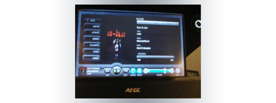 AMX SSS-Driver